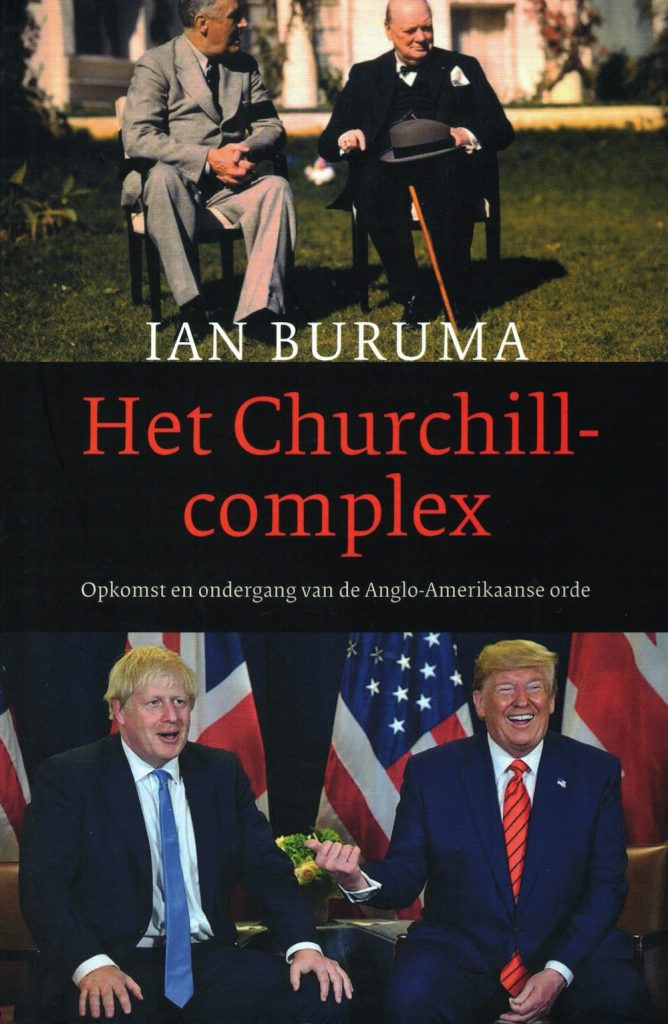 60 non-fictie Omslag Buruma - nonfictie