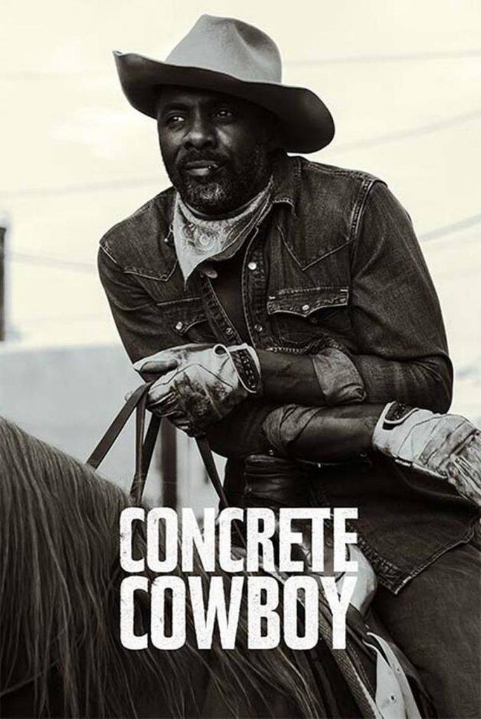 Zwarte-cowboy-in-een-wereld-van-beton